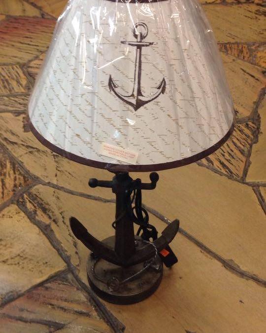 lampara de ancla