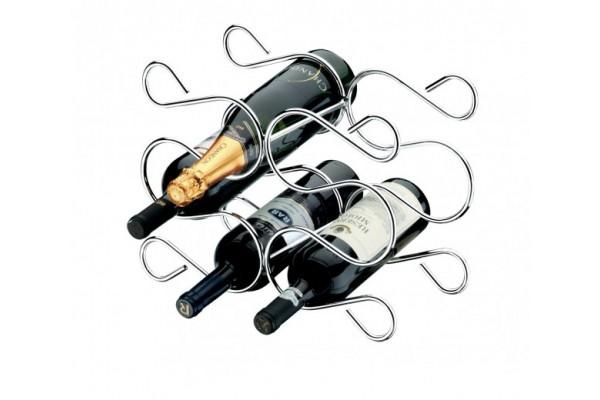 Soporte para botellas de vino