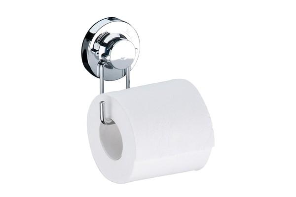Soporte papel higienico con ventosa