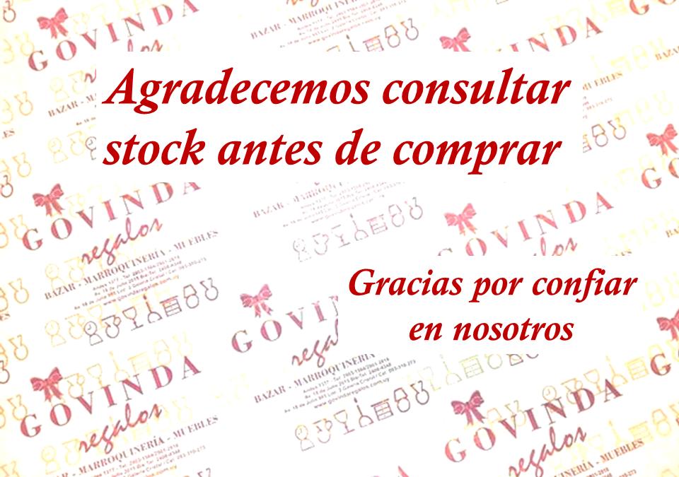 Consultar stock